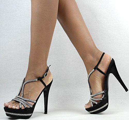 Shayenne - Zapatillas altas Mujer negro