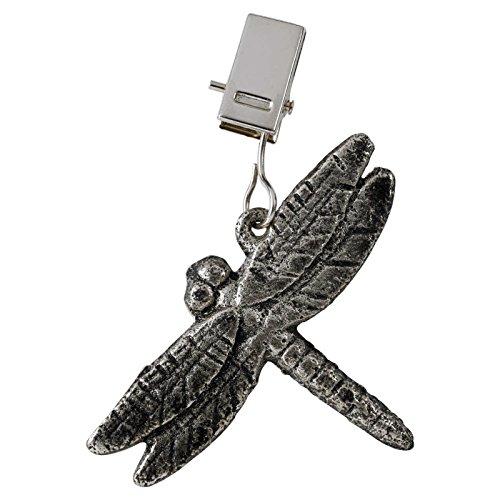Easygift Products Metal Tablecloth Weights Clip On Picnic Bbq Charms (Dragon X8)