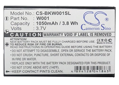- XPS Replacement Battery Compatible with BELKIN F1PP000GN-SK WiFi Phone WiFi Skype Phone WSKP100 SMC Skype WiFi Phone PN BELKIN W0001