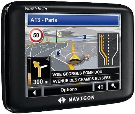 POUR EUROPE TÉLÉCHARGER GPS VIAMICHELIN CARTE