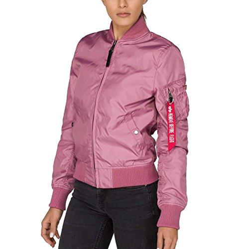 Industries 60 Women's dusty pink Jacket Alpha xRPw6x