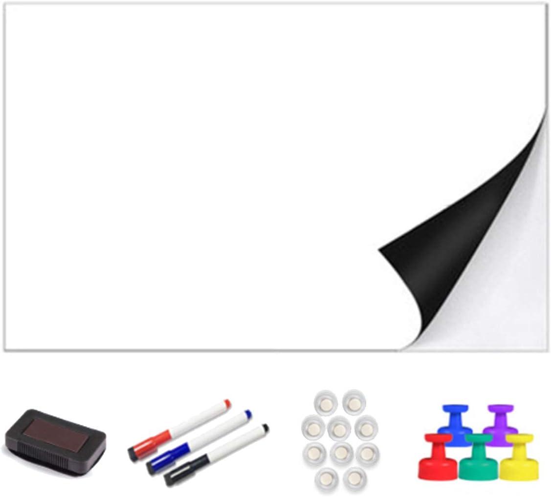 Photo de papier-tableau-blanc-autocollant-magnetique-epais