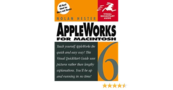 appleworks 6.9