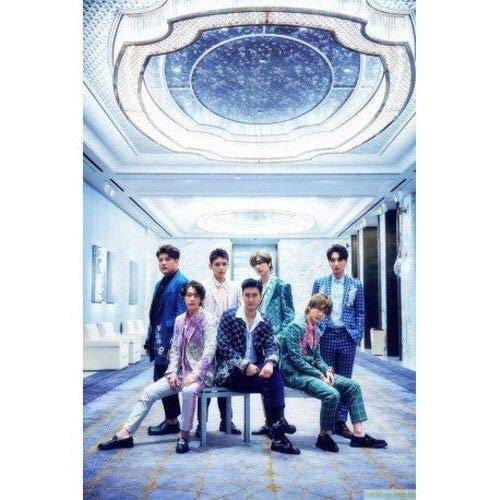 (Super Junior - [One More Time] Special Mini Album Normal+Limited 2 Set CD+Booklet+Pin Button+Clear File+PhotoCard K-POP Sealed)