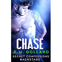 Secret Confessions: Backstage - Chase