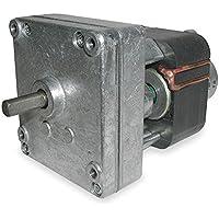 Dayton AC Parallel Shaft Gear Motor 6.6 RPM 1/330hp 115v, 60hz (Old Model 2Z806) 1MBF5 by Dayton