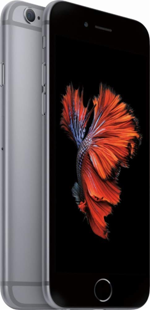 Apple iPhone 6S (32GB) - Space Gray - [Locked to Simple Mobile Prepaid]