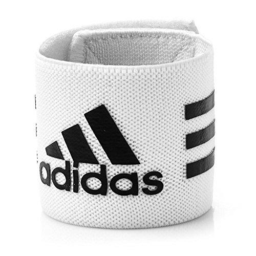 (adidas Ankle Straps (White))