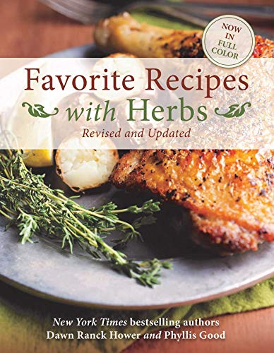 Favorite Recipes with Herbs: Revised and Updated (Crab Bisque Recipe)