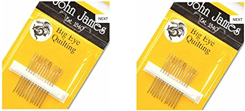 ➤ Top 13 Best Hand Quilting Needles | Hand Quilting Needles Reviews : best needles for hand quilting - Adamdwight.com