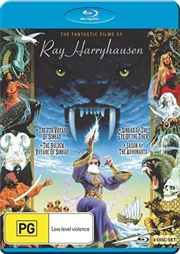 (The Fantastic Films of Ray Harryhausen [Blu-ray])