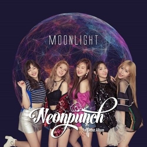 Moonlight Photo (NeonPunch - [Moonlight] 1st Debut Single Album CD+Booklet+2p PhotoCard+ID Photo K-POP Sealed)