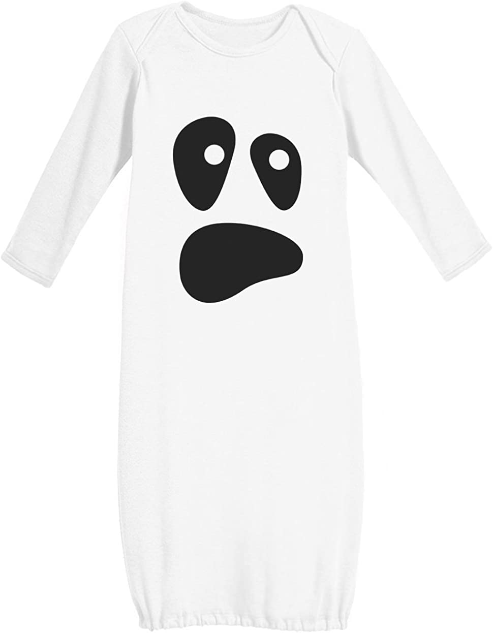 Baby Ghost Halloween Costume Outfit Cute Infant Bodysuit Baby Bodysuit Gift Idea