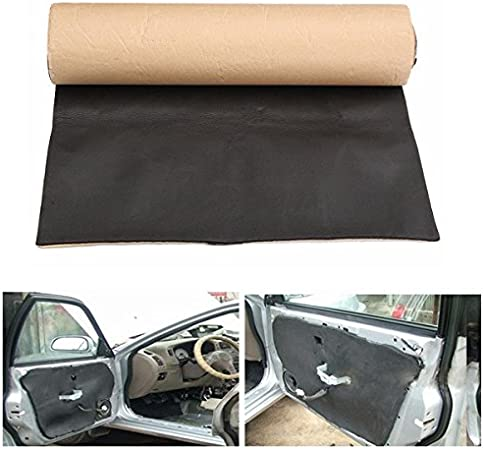 Amazon Com Hitommy 200cmx50cm Car Sound Proofing Deadening Anti Noise Sound Insulation Cotton Heat Closed Cell Foam Home Kitchen