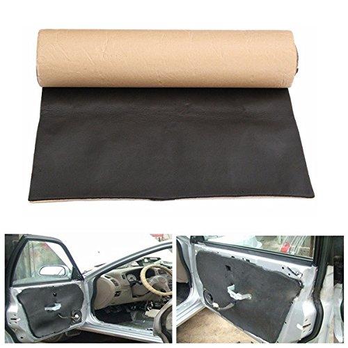 GOZAR 200cmx50cm Car Sound Proofing Deadening Anti-noise Insulation Heat Closed Cell Foam