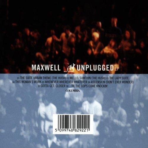 Maxwell MTV Unplugged EP