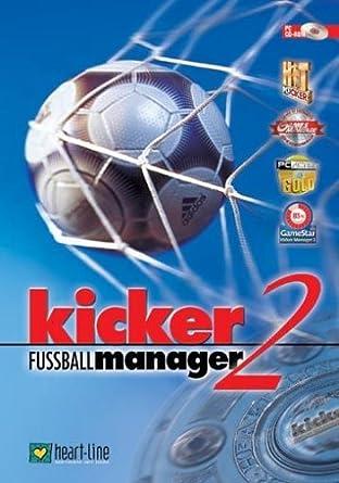 Kicker Fussballmanager 2 Amazon De Games