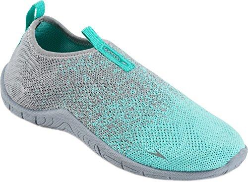 退屈なハンバーガー倫理[スピード] レディース サンダル Speedo Women's Surf Knit Water Shoes [並行輸入品]