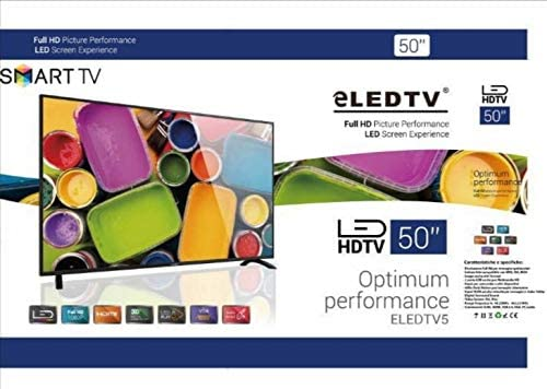 Smart TV 50 Pulgadas UHD-4K 50