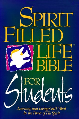 Holy Bible: Spirit Filled Life Bible for Students, New King James Version