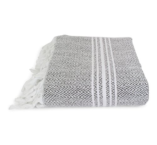 Cheap Salbakos, Incredibly Soft, Turkish Peshtemal Fouta Towel, Eco-Friendly and Oeko-Tex Certified ...