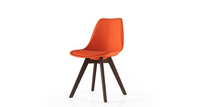 Urban Ladder Pashe Chair (Rust)