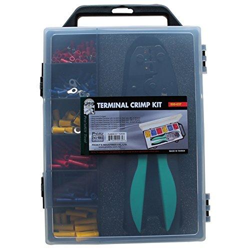 Eclipse Tools 500-037 Pro's Kit Terminal Crimp Kit
