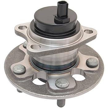 Rear Wheel Hub Febest 0182-ZZE134R Oem 42410-12250