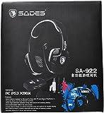 SADES SA922 Pro Stereo Gaming Headphones with