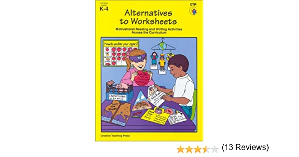 Amazon.com: Alternatives to Worksheets: Motivational Reading and ...
