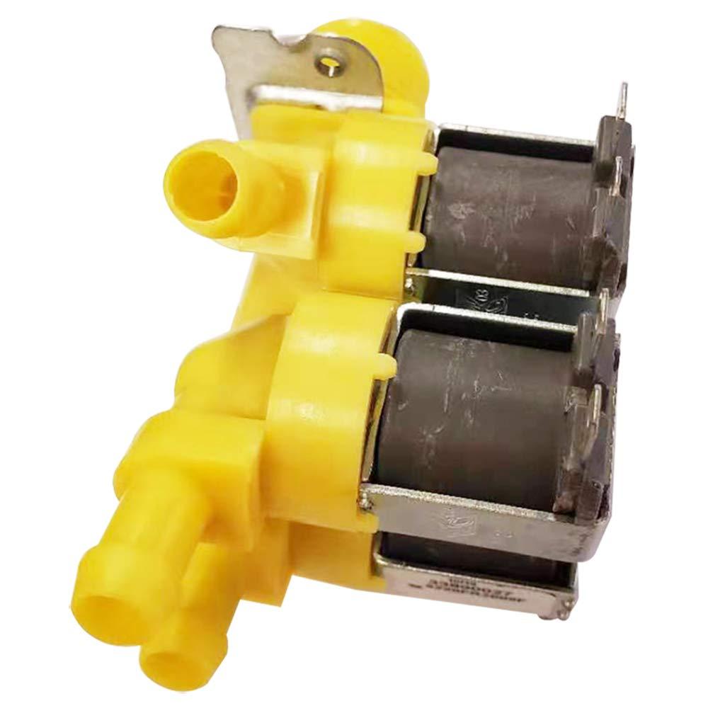 OEM Mania 5220FR2008F - Válvula de repuesto para lavadora y ...