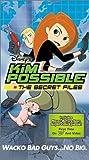 Kim Possible - The Secret Files [VHS]