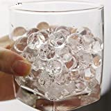 Shots Pearl Shaped Water Jelly Balls For Toy Guns Approx. 1000 Particles. ( Clear)