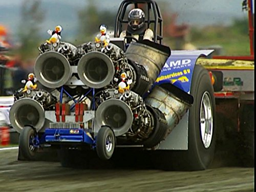Tractor Quad (2008 European Tractor Pulling Eurocup Final in Norway)