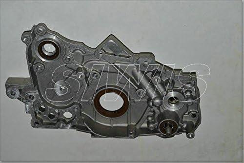 オイルポンプMD041043 MD041044 MD102414 MD170854 MD096261 MD096262 21310-32054 21310-32064 MD185532 for FORKLIFT / 4G63 VAN G64B 2350CCエンジン