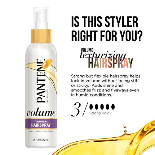 080878044856 - Pantene Pro-V Style Series Volume Texturizing Hairspray 8.5 oz (Pack of 3) carousel main 2