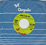 living in the past / mono 45 rpm single