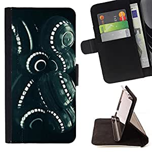 Jordan Colourful Shop - sci-fi alien space engineering For Apple Iphone 5C - Leather Case Absorci???¡¯???€????€?????????&A