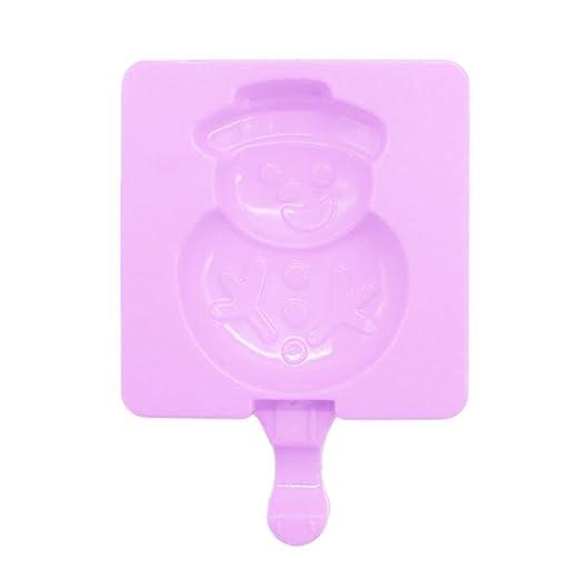 Litetao - Venta caliente. Molde de silicona para helado, moldes de ...