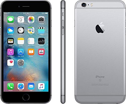Apple iPhone 6 Plus 16GB Factory Unlocked GSM 4G LTE Smartphone, Space ...