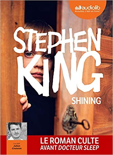 Shining Livre Audio 2 Cd Mp3 King Stephen 9782367628349