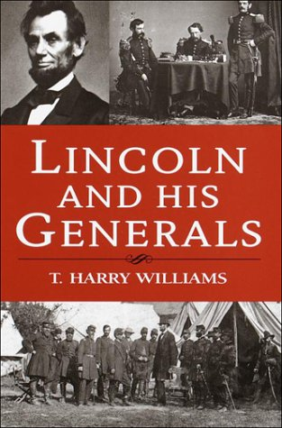 Read Online Lincoln and His Generals pdf