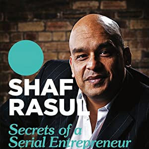 Secrets of a Serial Entrepreneur Audiobook