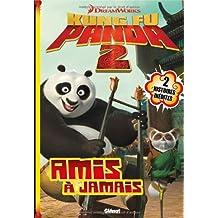 Kung Fu Panda, Tome 4 : Amis à jamais