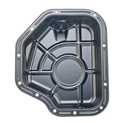 (A-Premium Lower Engine Oil Pan for Hyundai Santa Fe 2006-2009 Kia Optima 2006-2010 Rondo 2007-2010 V6 2.7L )