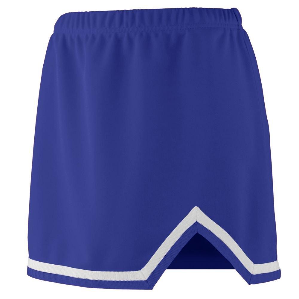 Augusta Sportswear Girls' Energy Skirt XS Purple/White by Augusta Sportswear
