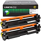 LINKYO Compatible Toner Cartridge Replacement for HP 94A CF294A (Black, 2-Pack): more info