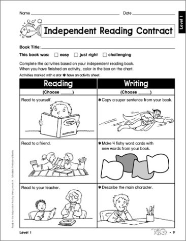 Workbook 4th grade spanish worksheets : Amazon.com: Ready-to-Use Independent Reading Management Kit ...