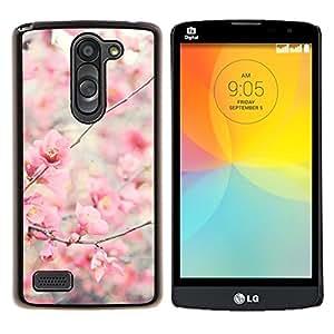 - bloom cherry blossoms tree apple - - Modelo de la piel protectora de la cubierta del caso FOR LG L Bello L Prime D337 RetroCandy