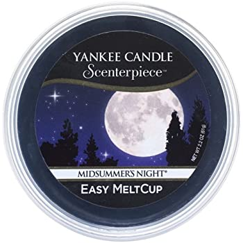 Yankee Candle 5038580055207 Melt Cup Scenterpiece Midsummer's Night YMCMN, one Size